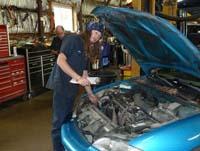 Matt is a mechanic at Auto Tech Center in Ann Arbor MI