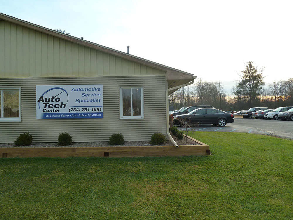 Auto Tech Center auto repair garage