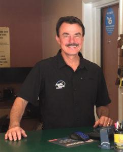 Todd Uguccioni, Owner of Auto Tech Center
