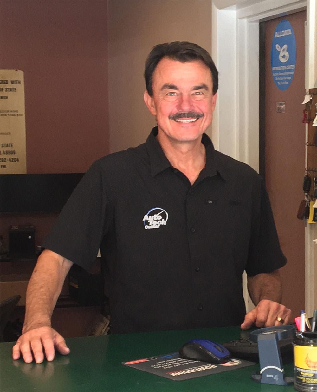 Todd Uguccioni, Owner of Auto Tech Center in Ann Arbor MI 48103