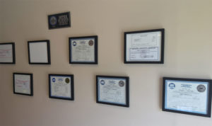 ASE Certifications at Auto Tech Center in Ann Arbor MI