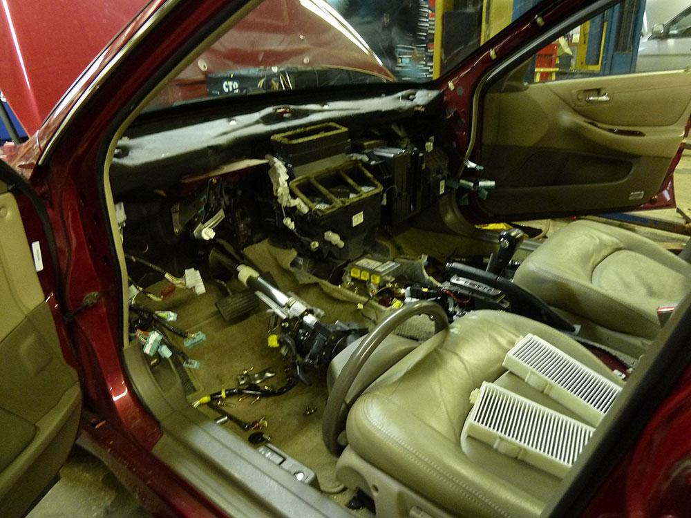 Automotive Air Conditioning Repair In Ann Arbor Mi And